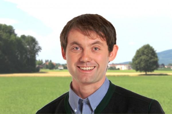 Bürgermeisterkandidat Andreas Buchwinkler